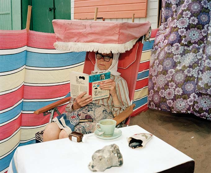 Martin Parr, Margate, UK