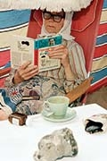 Martin Parr, Margate, UK, detail