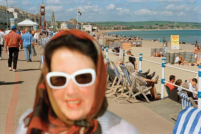 Martin Parr, Weymouth, UK