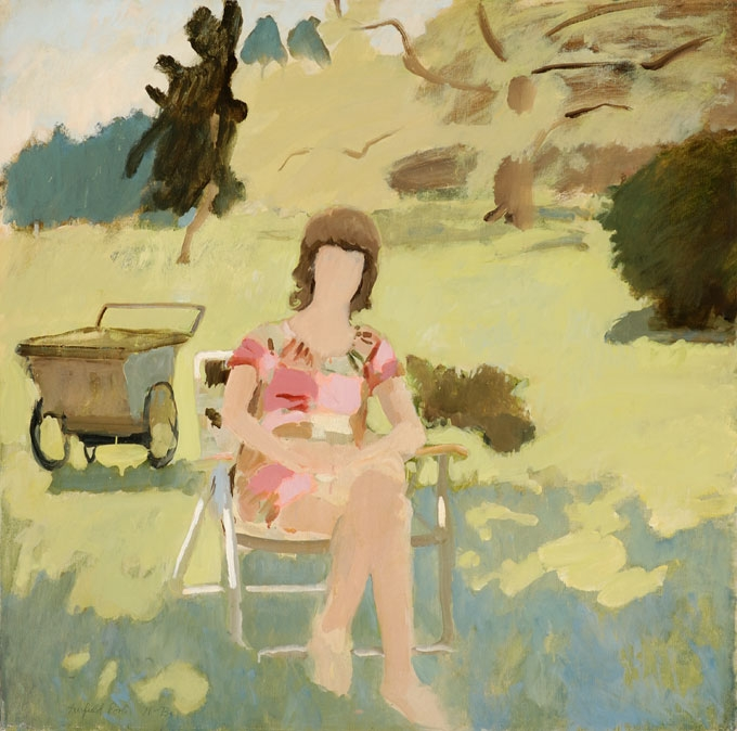 Fairfield Porter Raw,   Katie Porter