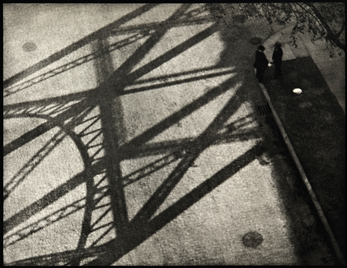 Paul Strand, New York, Bridge Shadow
