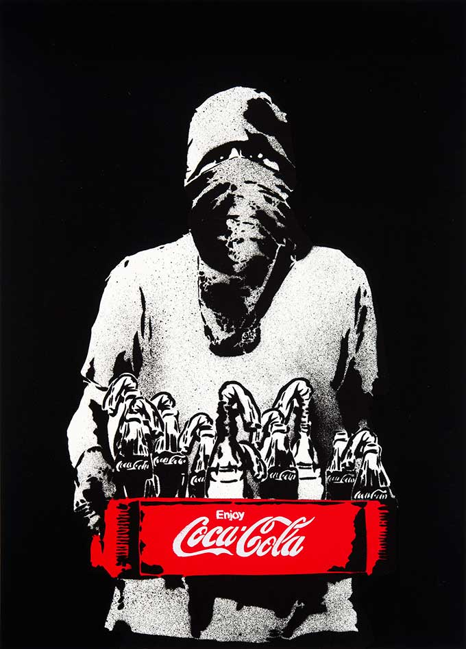 Icy and Sot, Enjoy Coca Cola