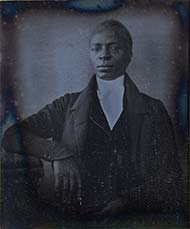 Unknown photographer, Sitter, probably James Forten