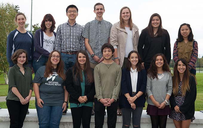 the 2013-2014 MAP students