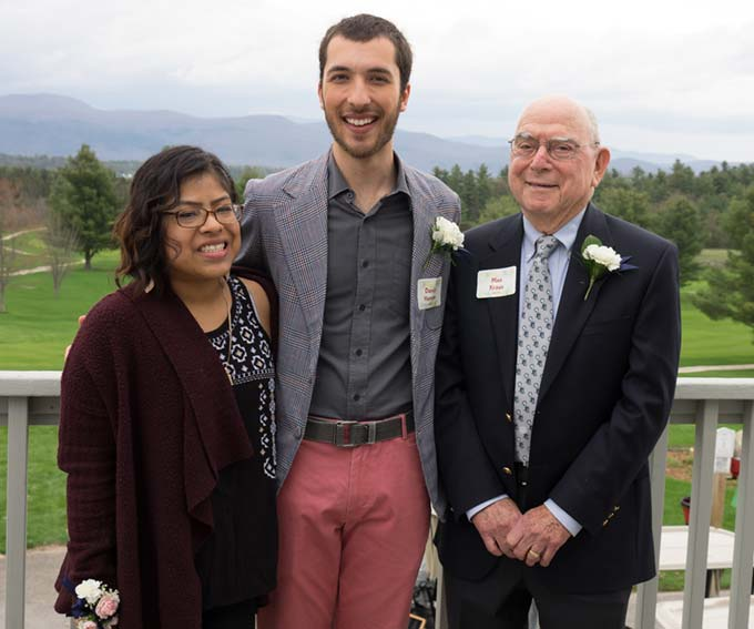 2018 Middlebury College Friends of the Art Museum Recipients of Awards for Distinction in the Visual Arts