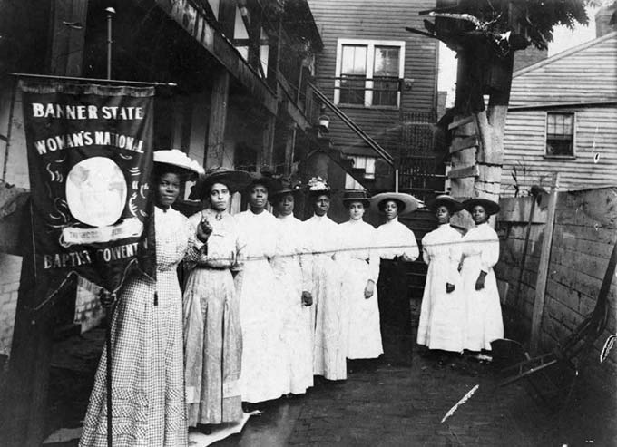 Nannie Burroughs and the Womens National Baptist Convention
