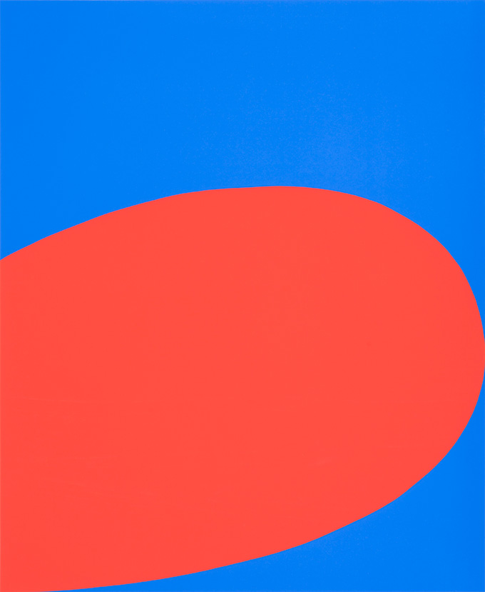 Ellsworth Kelly, Red Blue