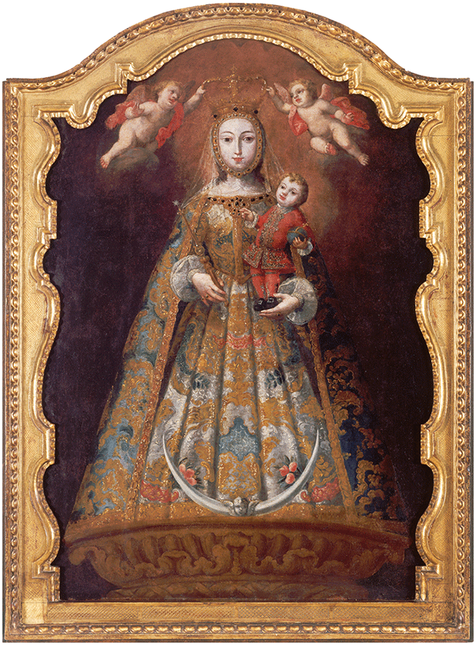 Juan Pedro Lopez, Our Lady of Guidance