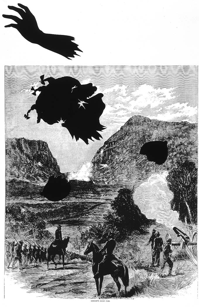 Kara Walker, Buzzards Roast Pass