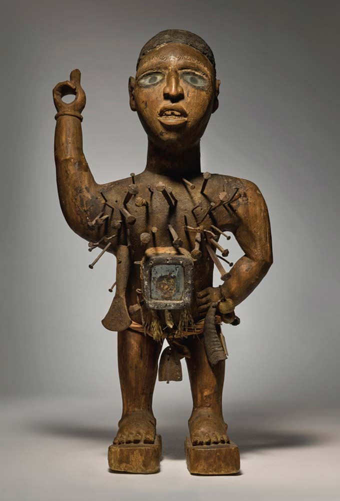 Kongo-Vili Power Figure