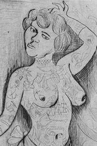 Otto Dix, Maude Arizona